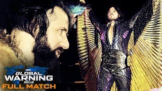 FULL MATCH — Dalton Castle vs. Tarkan Aslan - ROH World Title Match [ENGLISH COMMENTARY]