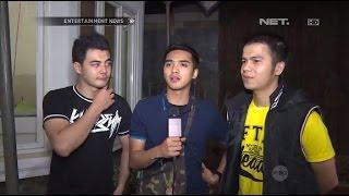 Ricky Harun, Handika, Jerry bicara tentang persahabatan