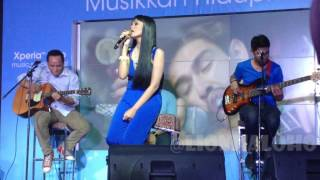 Video Galau - Citra Scholastika live @ X2 Equinox Xperia Miro Launching download MP3, 3GP, MP4, WEBM, AVI, FLV Januari 2018