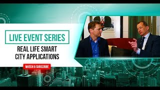 Live Event Series: Real Life Smart City Applications thumbnail