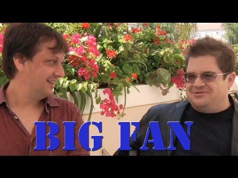 DP/30: Big Fan, writer/director Robert Siegel, actor Patton Oswalt
