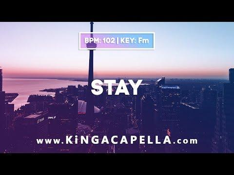 Zedd Feat. Alessia Cara - Stay (Studio Acapella)