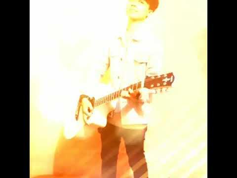 Ari lasso misteri ilahi cover gitar
