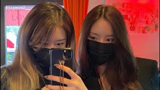 211017 | 티아라 지연&효민 인스타라이브 편집본 | 컴백스포