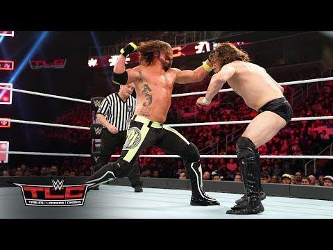 "AJ Styles shows no mercy against ""The New"" Daniel Bryan: WWE TLC 2018 (WWE Network Exclusive)"