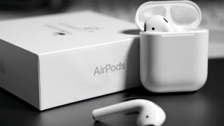 AirPods - Unboxing and Review