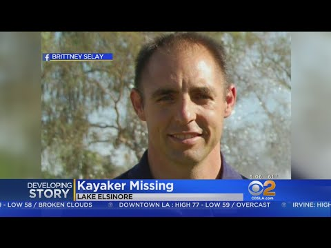 Kayaker Still Missing Near Lake Elsinore