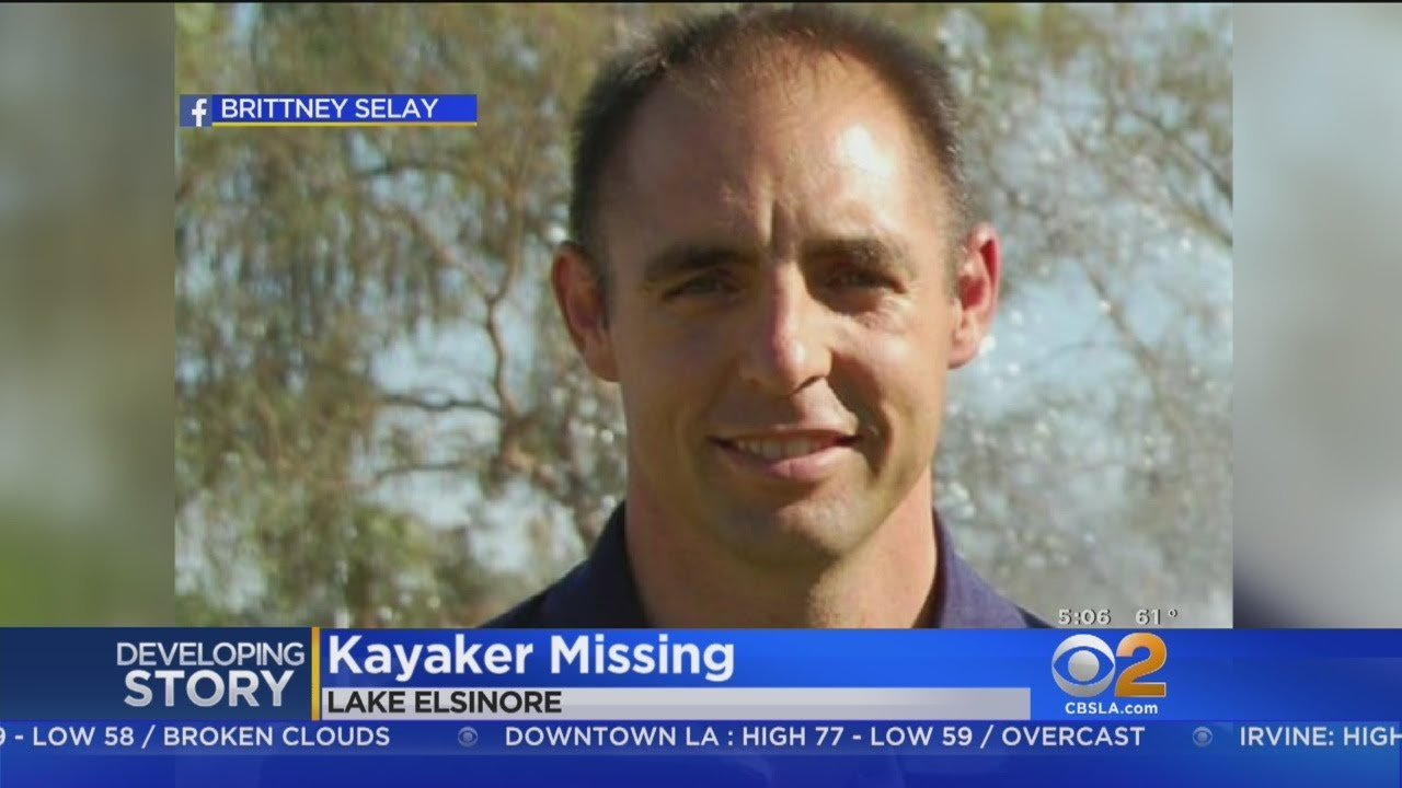 Kayaker Still Missing Near Lake Elsinore