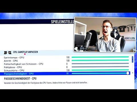 FIFA 19 : WIE SCHWER MUSS ICH DEN COMPUTER NOCH MACHEN ?!! 🤔😡 1860 Karriere #57