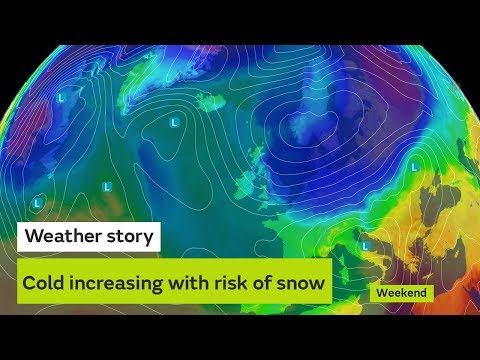 Cold weather set to return, but will snow come with it?