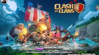 Bir videoda iki farklı oyun (Clash of clans,Clash royale)