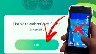 O Que É Device Ban? (Erro ao autenticar) - Pokémon Go!