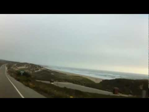 My Drive to Pescadero State Beach, CA 7.22.2012
