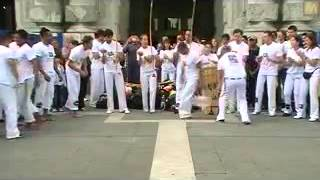 5° Incontro Europeo Raizes do Brasil Milano - Batizado Stazione Centrale - Capoeira Milano
