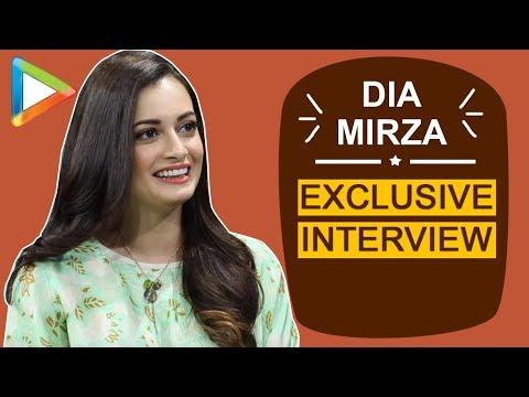 Dia Mirza's EXCLUSIVE  on Ranbir Kapoor, Manyata Dutt, Sanju & lot more