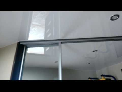 Встроенный шкаф-купе под натяжной потолок. тел 89000121312