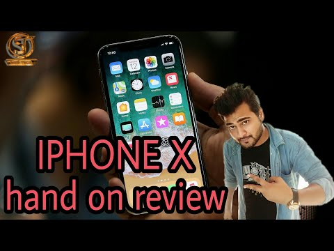 Download Youtube: Iphone X - FIRST HAND ON REVIEW [ A11 bionic , FACE ID ]( this video is collab with techGuide )