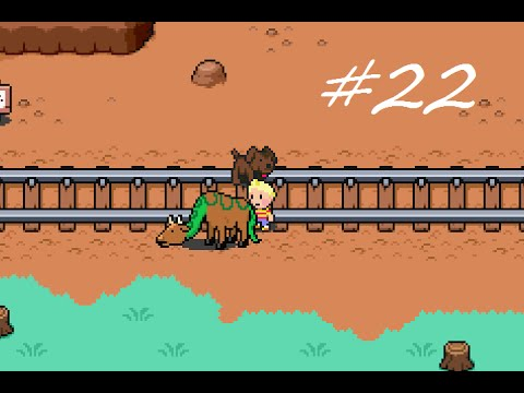 Lets Play Mother 3 22 Clayman Herding Youtube