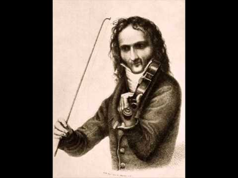 Ricardo Odnoposoff plays Paganini Violin concerto No.1 part 1 of 2