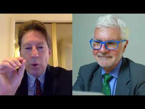 "Dr. Steven Gundry interviews Dr. Dale Bredesen about ""The End of Alzheimer's"""