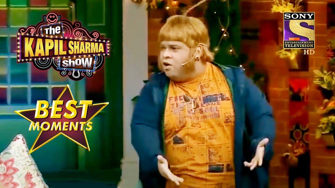 Download Accha की हिन्दी पड़ गयी सब पे भारी   The Kapil Sharma Show Season 2   Best Moments