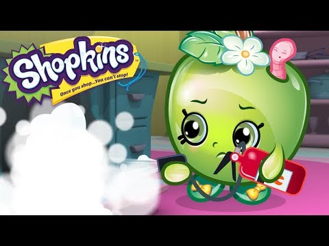 SHOPKINS - FIRE SAFETY   Cartoons For Kids   Toys For Kids   Shopkins Cartoon