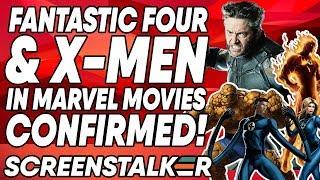 Marvel Phase 4 Plans REVEALED! Fantastic Four & X-Men In MCU CONFIRMED! | ScreenStalker