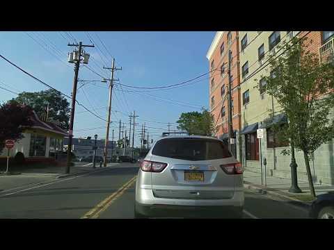 Driving from Hewlett to Valley Stream in Nassau,New York
