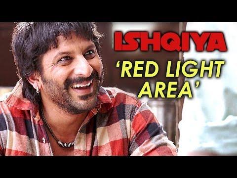 Arshad Warsi ask about Red Light Area - Ishqiya - Hindi Comedy Scene
