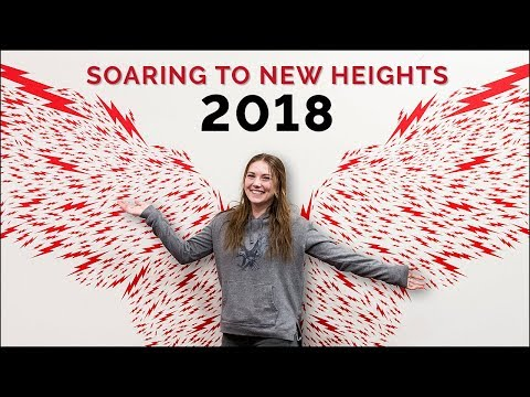 Soaring to New Heights in 2018 (Year in Review)