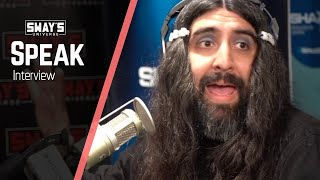 Speak Drops Politically Charged 5 Fingers of Death Freestyle | SWAY'S UNIVERSE