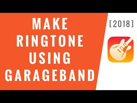 Make Ringtone For IPhone Using GarageBand - 2018 (Easy Method!)