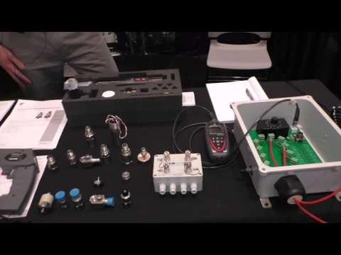 Meggitt Sensing Systems at SMRP 2014