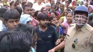 Manvadhikar Media  Protest For Hatya  News By Dinesh Kumar 1