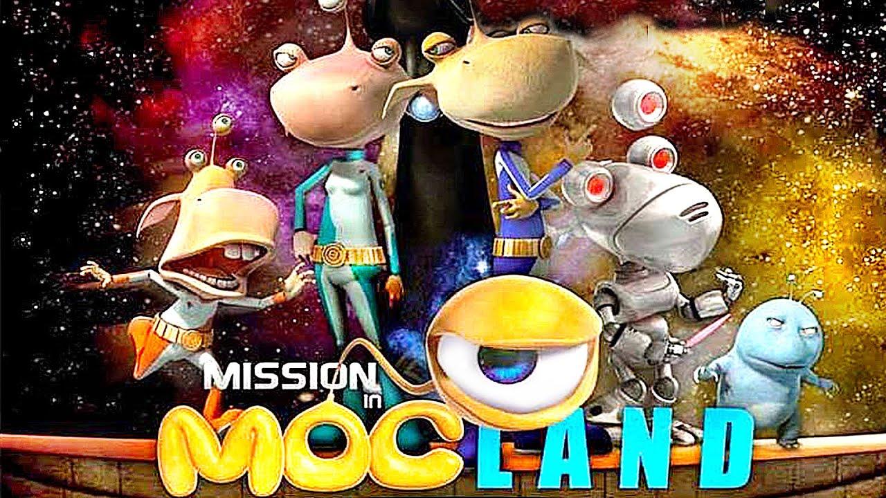 Mission Mocland - Dessin Animé Complet en Français (Famille, Science Fiction )