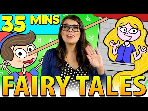 Best of Fairy Tale Time! | Cool School Compilation