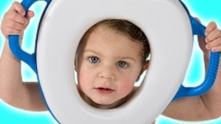 Potty Training Beginnings (The Baby Book)