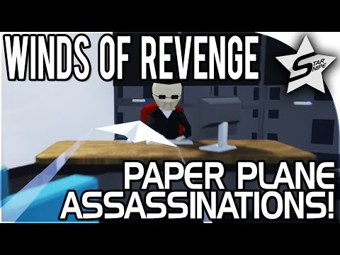 LETHAL Paper Planes, Boss ASSASSINATION! - Winds of Revenge Gameplay