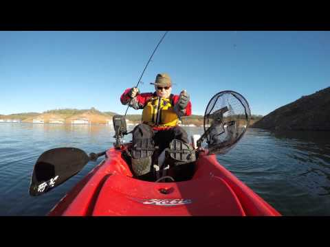 Lake don pedro bass youtube for Lake don pedro fishing report