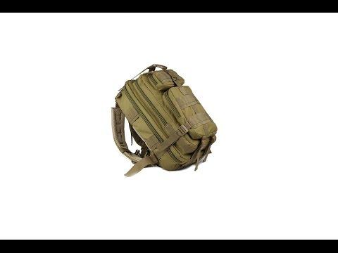 Рюкзак тактический городской.  Посылка из Китая.