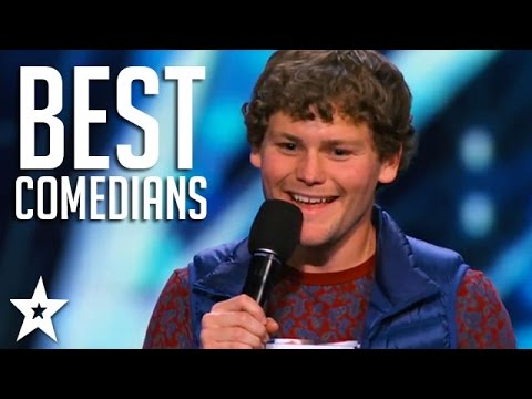 TOP COMEDIANS on America's Got Talent! | Got Talent Global