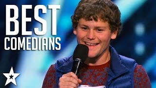 Download TOP COMEDIANS on America's Got Talent! | Got Talent Global Mp3 and Videos