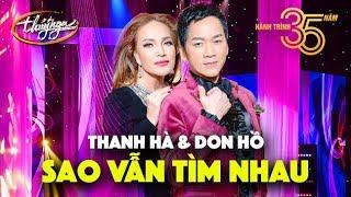Thanh Hà & Don Hồ - Paris By Night 126