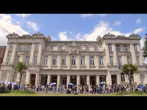 Undergraduate Open Days at QMUL