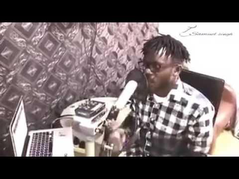 Tu lagawe Lu Jab Lipistic bhojpuri song by Nigerian man