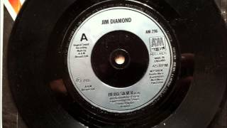 Hi Ho Silver , Jim Diamond , 1986 Vinyl 45RPM