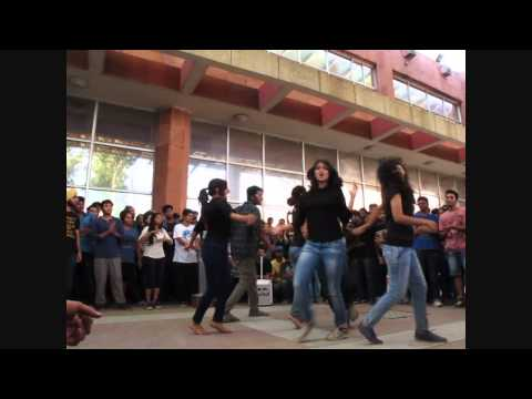 Flashmob : Dance Society, DTU