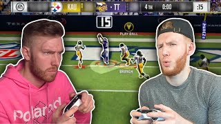 K-Aus vs Throne - THROWBACK Madden GAME OF THE YEAR!