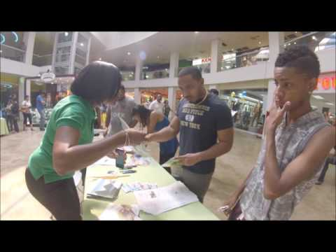Saint Lucia Tourist Board - Trinidad Mall Promo 2016