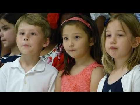 Kindergarten Celebration, Island Creek Elementary School, June 19, 2017